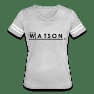 Sherlock Dr Watson MD Women\u0027s T-Shirt Spreadshirt