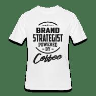 Shop Brand Strategist T-Shirts online Spreadshirt