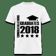 Shop Congratulations Graduate T-Shirts online Spreadshirt