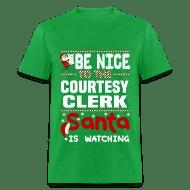 Shop Courtesy Clerk Apparel T-Shirts online Spreadshirt