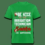 Shop Irrigation Technician T-Shirts online Spreadshirt
