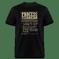 Shop Process Technician T-Shirts online Spreadshirt