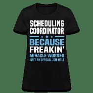 Shop Scheduling Coordinator T-Shirts online Spreadshirt