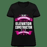Shop Elevator Constructors T-Shirts online Spreadshirt