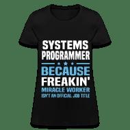 Shop System Programmer T-Shirts online Spreadshirt