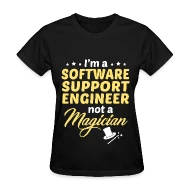 Shop Engineering Support T-Shirts online Spreadshirt