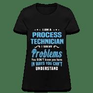 Process Technician by bushking Spreadshirt