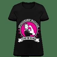 Shop Sponsorship T-Shirts online Spreadshirt - clothing sponsorship