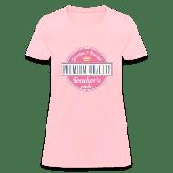 Teacher Aide Teaching Appreciation Gift Women\u0027s T-Shirt Spreadshirt