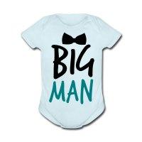 BIG MAN with a black Bow Tie One Piece | Spreadshirt
