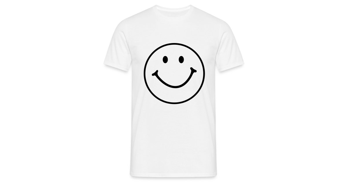 Smiley Face T Shirts For The Acid House Happy Generation