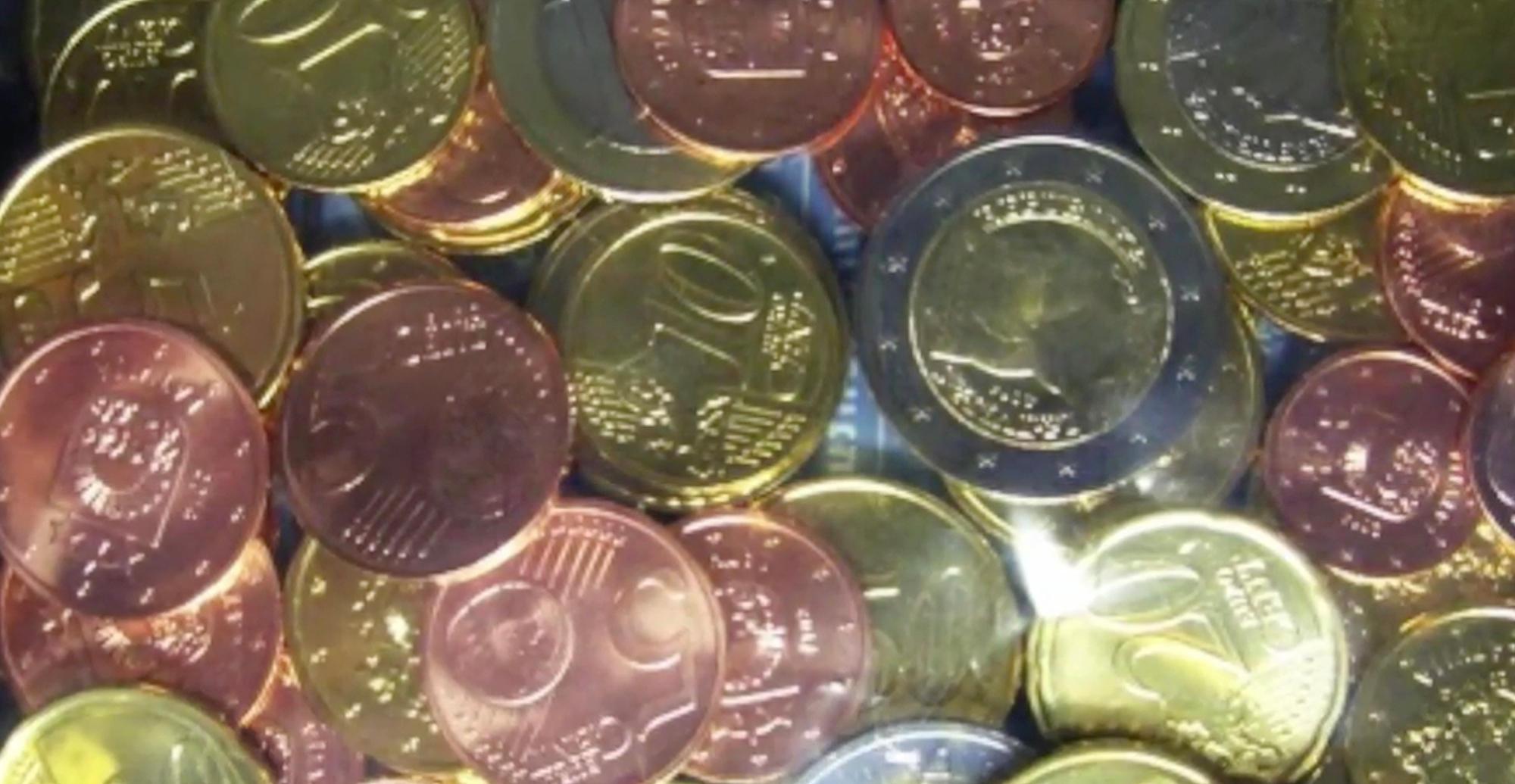 Deutsche Münzen Wert Manche Euromünzen Sind Viel Wert Sehen Sie