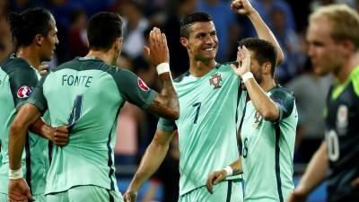 PORTUGALIA - FRANTA 1-0. Portughezii au castigat primul titlu european din istorie dupa un meci ...
