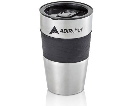 Medium Of Stainless Steel Travel Mug