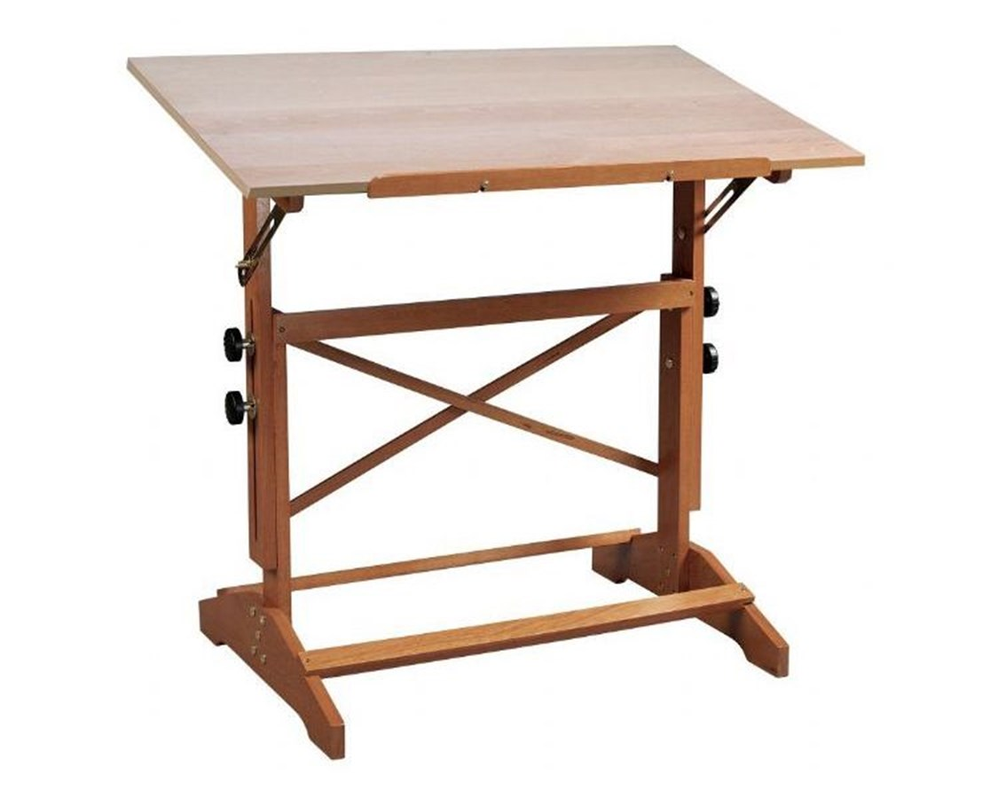 Adjustable Height Drafting Table Alvin Pavillon Art Drafting Table Ap436