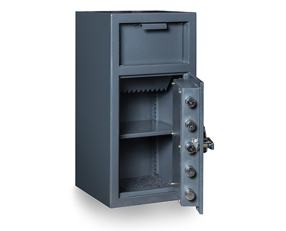 Hollon 155 Cu Ft Depository Steel Safe Fd 2714 B Rated