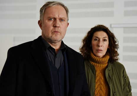 Tatort aus Wien - Ermittlerduo Eisner und Fellner © ORF