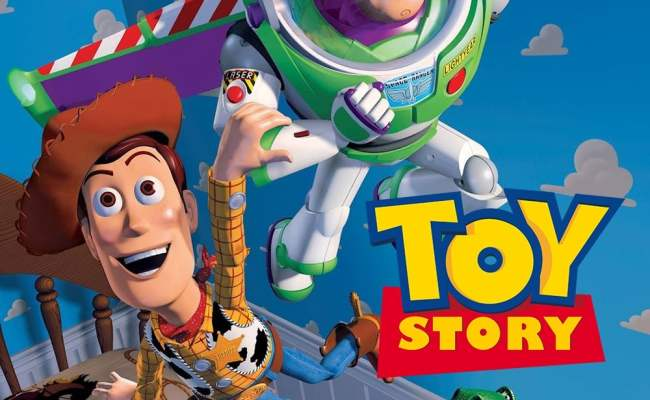 Toy Story 1995 Streaming Complet Vf
