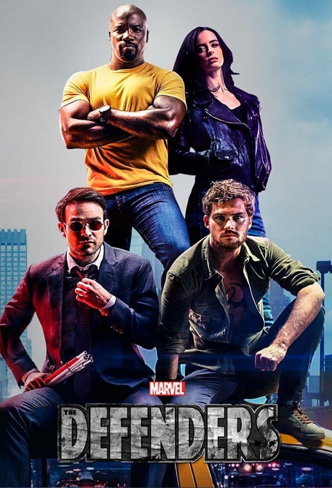 Titans Wallpaper Iphone Marvel S The Defenders Tv Series 2017 2017 Posters