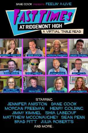 Image Fast Times at Ridgemont High: A Virtual Table Read