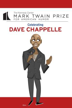 Image Dave Chappelle: The Kennedy Center Mark Twain Prize