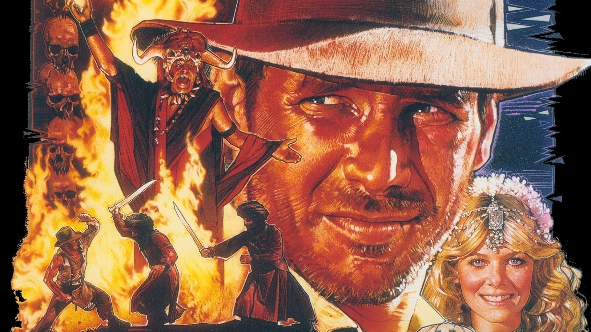 Indiana Jones and the Temple of Doom (1984)