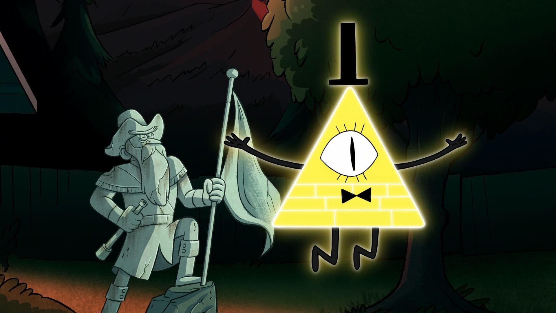Gravity Falls Bill Cipher Wallpaper Souvenirs De Gravity Falls 2012 Saison 2 201 Pisode 18