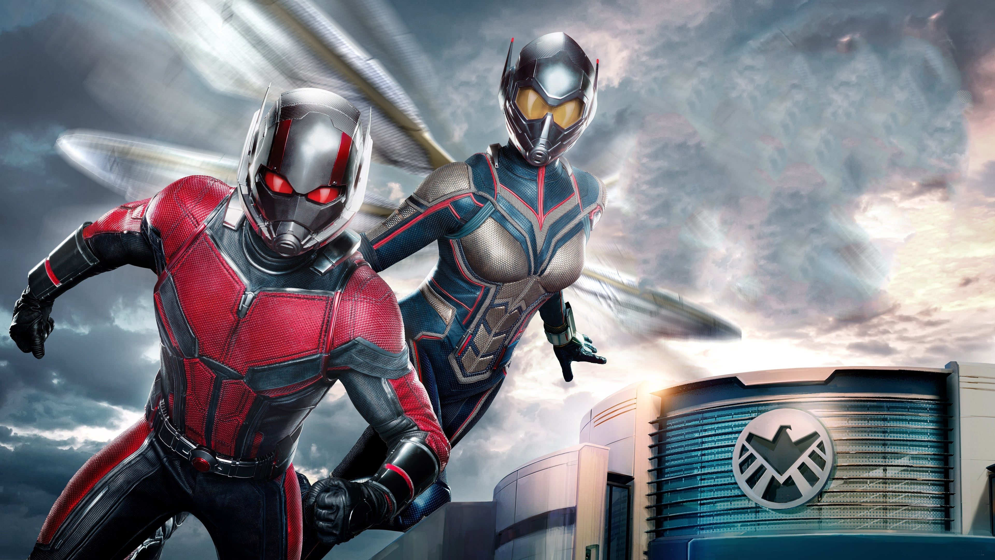 Ant-Man and the Wasp: Quantumania ()