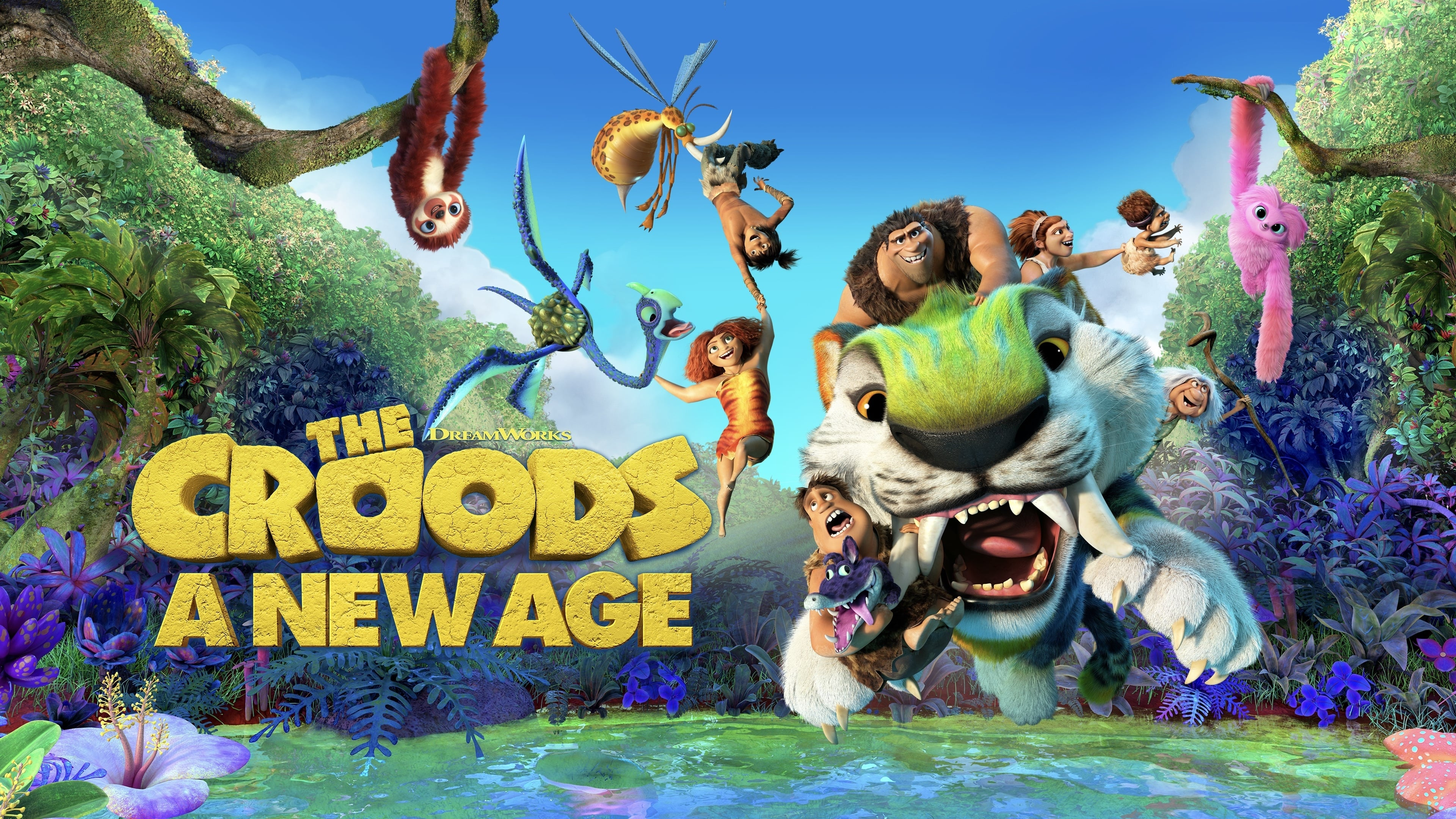 The Croods: A New Age (2020)