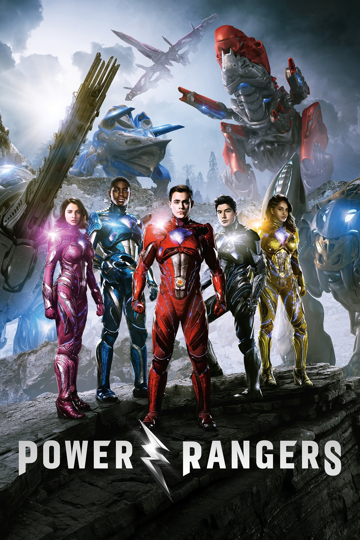 Power Rangers Hd Trailer