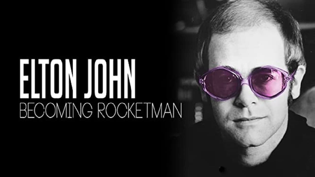 Elton John becoming rocketman (2019)