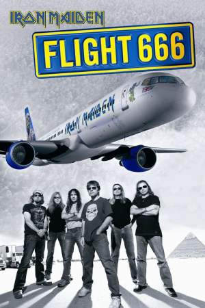 Poster Iron Maiden: Flight 666 2009