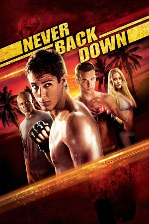 Image Never Back Down
