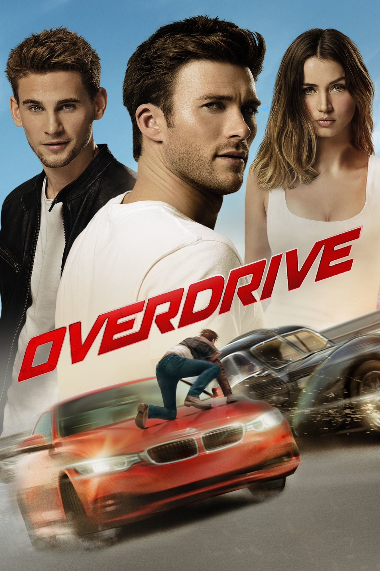 Car Wallpaper 1 40 Overdrive 2017 Posters The Movie Database Tmdb