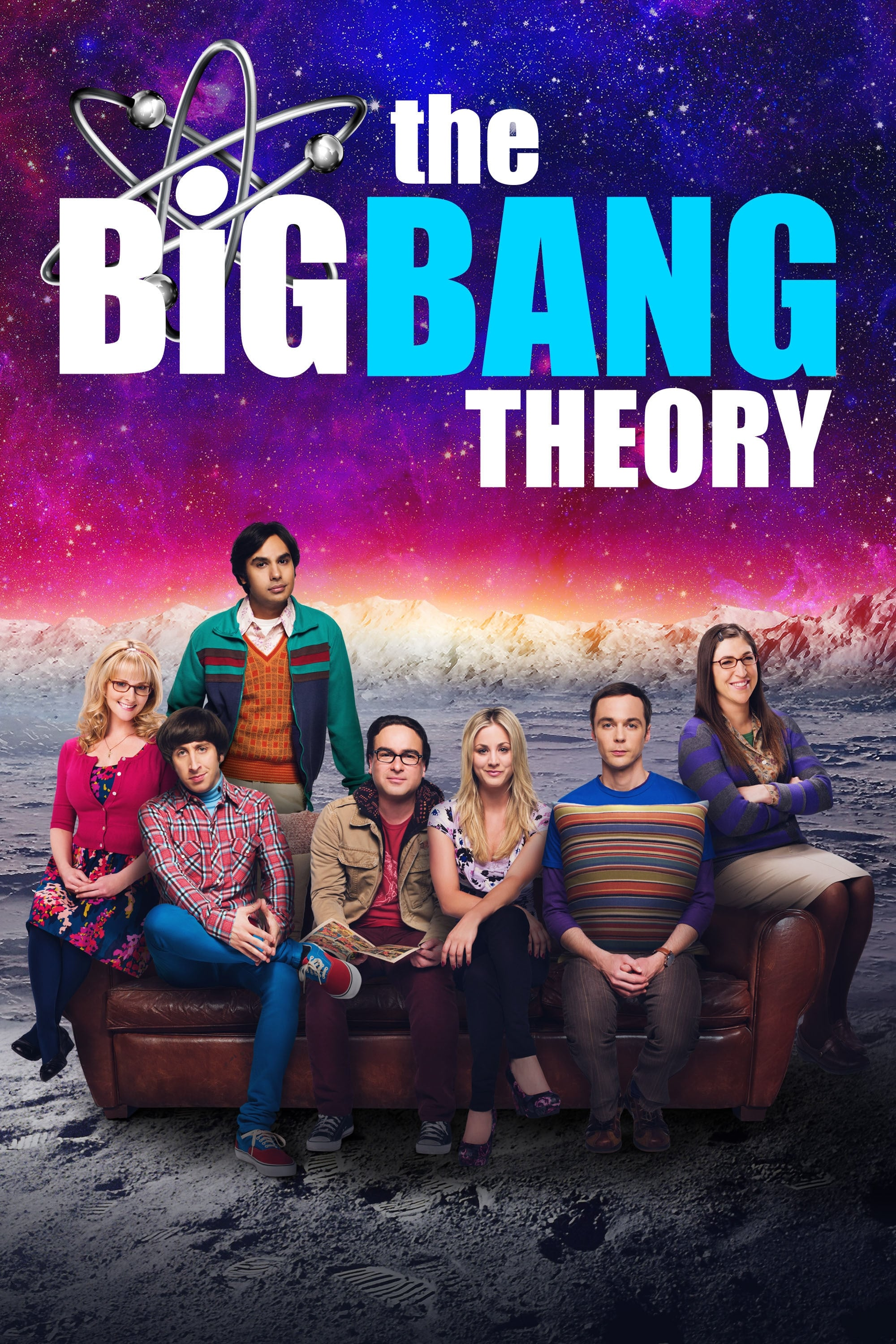 The Big Bagn Theory The Big Bang Theory Tv Series 2007 Posters The