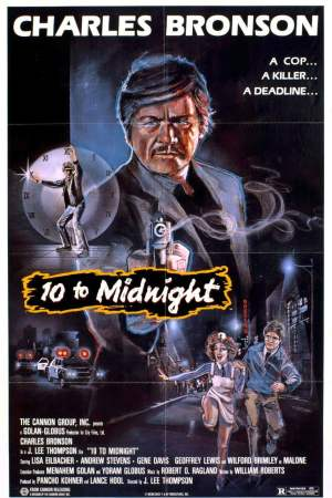 Poster 10 to Midnight 1983