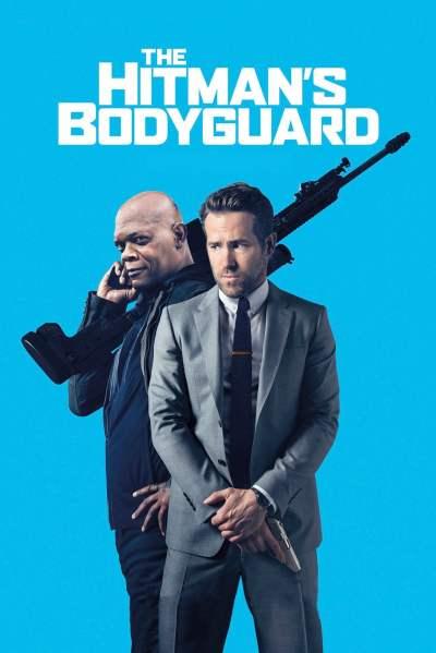 The Hitman's Bodyguard (2017) - Posters — The Movie Database (TMDb)