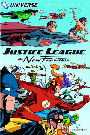 Image Justice League: The New Frontier