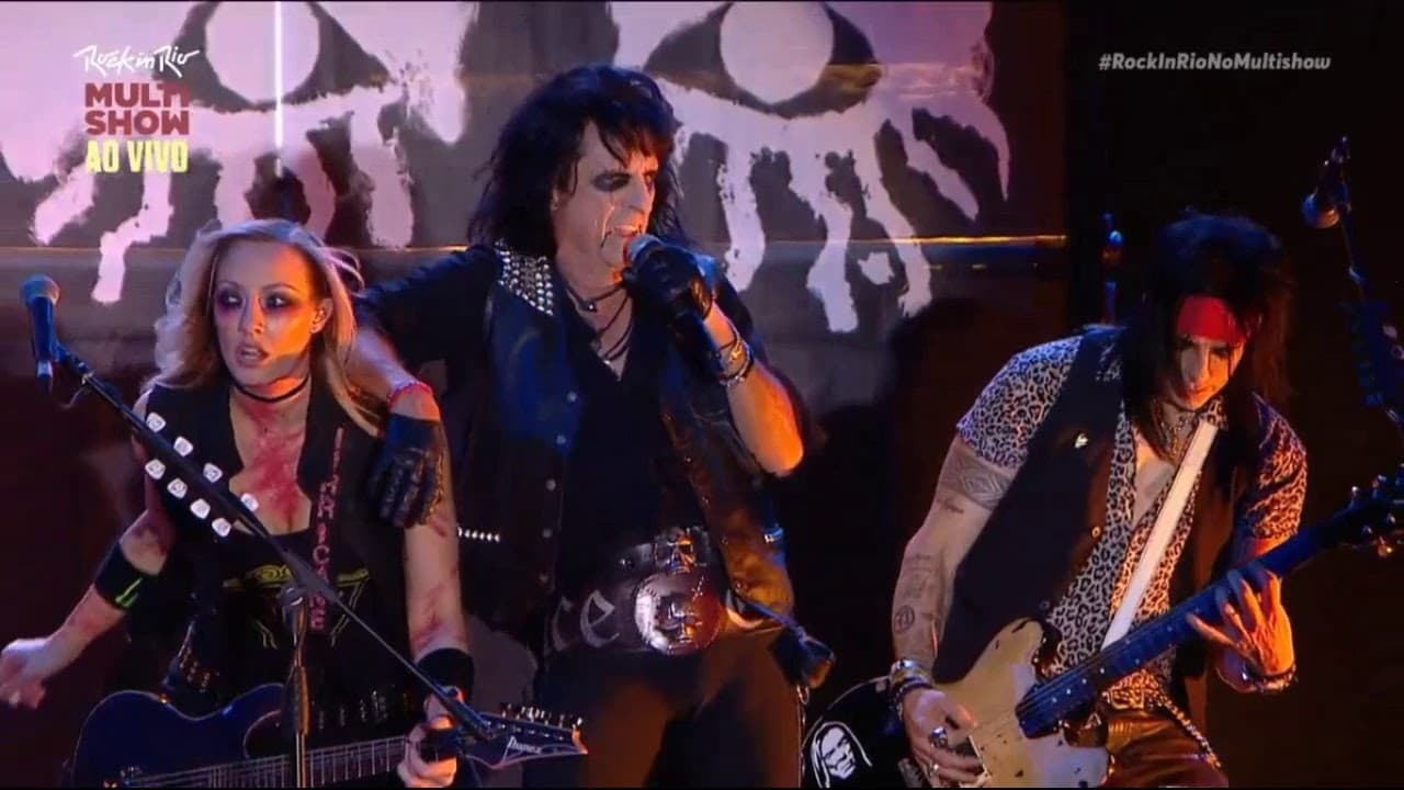 Alice Cooper: Rock In Rio 2017 (2017)