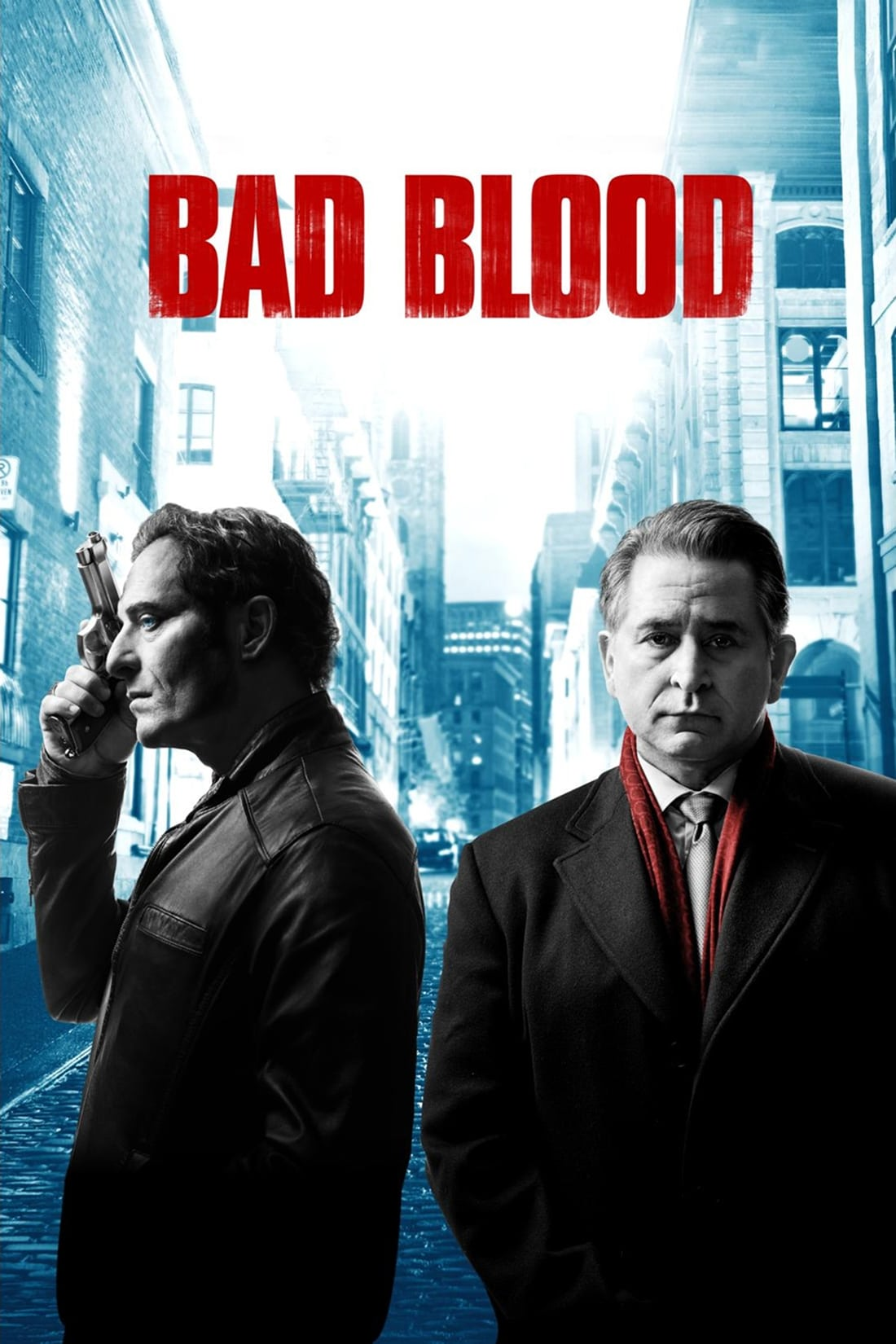 Bad Serie Bad Blood Tv Series 2017 Posters The Movie