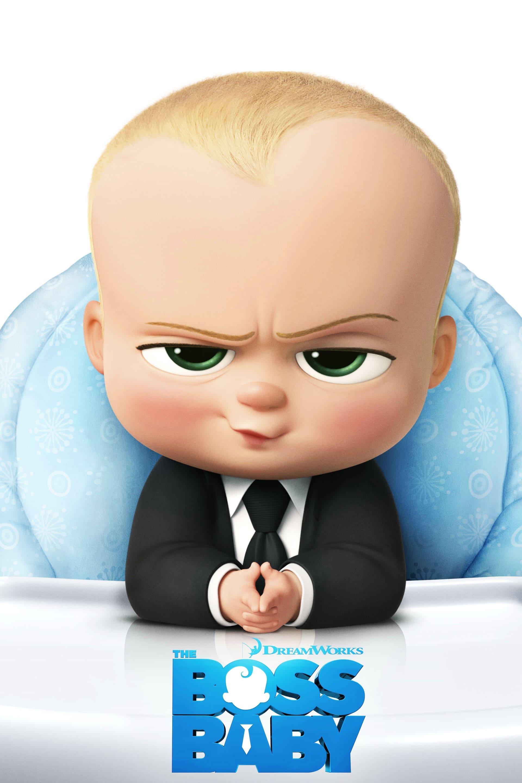 The Boss Baby Hd Trailer