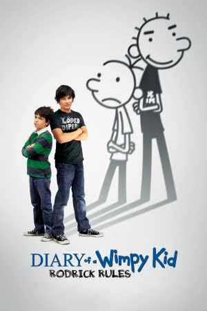 Image Diary of a Wimpy Kid: Rodrick Rules