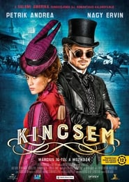 Poster Movie Kincsem 2017