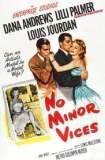 No Minor Vices 1948
