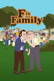 Imagen Poster F is for Family