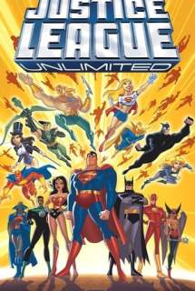 Justice League Unlimited ~ 2004