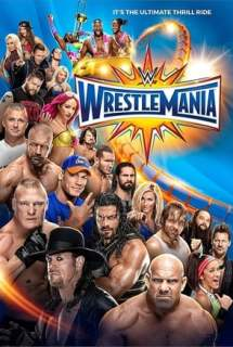 WWE Wrestlemania 33 ~ 2017