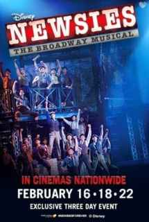 Disney's Newsies the Broadway Musical ~ 2017