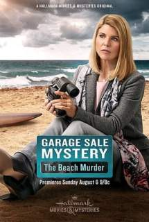 Garage Sale Mystery: The Beach Murder