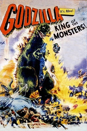 Image Godzilla, King of the Monsters!